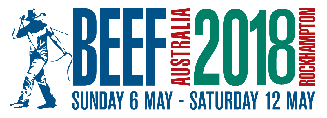Beef Australia 2018 logo